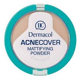 Для лица - Компактная пудра проблемной кожи Acnecover, 0