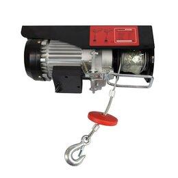 Грузоподъемное оборудование - Тельфер электричекий Nexttool ЭТФ-500, 0