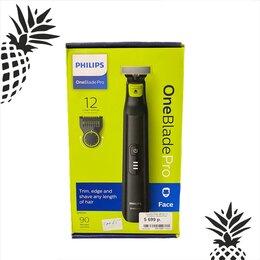 Машинки для стрижки и триммеры - Триммер Philips OneBlade Pro Face, 0