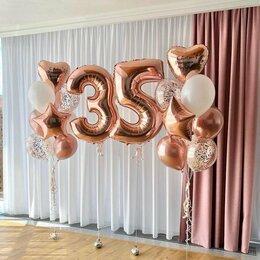 Воздушные шары - Воздушные шары на 35 лет, 0