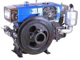 Мини-тракторы - Двигатель дизельный Tata/Zubr ZH1115N 24 л.с. на…, 0