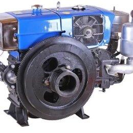 Мини-тракторы - Двигатель дизельный Tata/Zubr ZH1115N 24 л.с. на трактора, 0