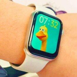 Умные часы и браслеты - Умные часы Apple Watch 6 44 мм, 0