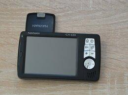 GPS-навигаторы - Навигатор Navman iCN520, 0