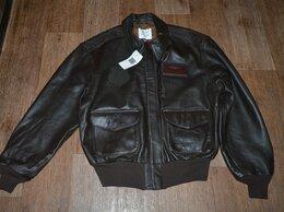 Куртки - Куртка кожаная бомбер Avirex A-2, редкая, USA 48R, 0