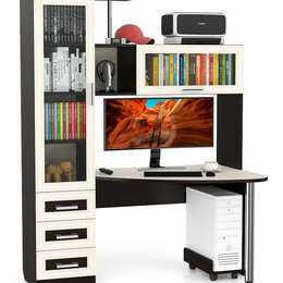 Компьютерные и письменные столы - Стол компьютерный БОНУС-2, 0
