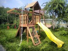 Игровые и спортивные комплексы и горки - Детская площадка для дачи с доставкой, 0