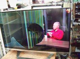 Запчасти к аудио- и видеотехнике - №206`LG 42LM670T-ZA,матрица повреждена,на запчасти, 0