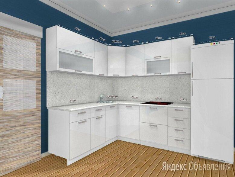 Кухня угловая по цене 36750₽ - Мебель для кухни, фото 0
