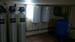 Отопительные системы - Отопление водопровод, подъём глубинных насосов, 0