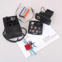 Гитарное усиление - Cherub GT-3 Гитарный эквалайзер цифровой 4-х полосный с тюнером и контролем обра, 0