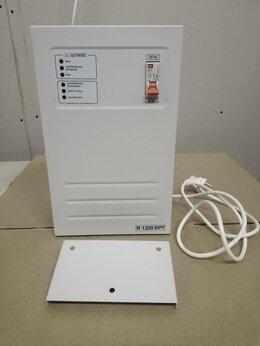Стабилизаторы напряжения - Стабилизатор напряжения Штиль R1200SPT, 0
