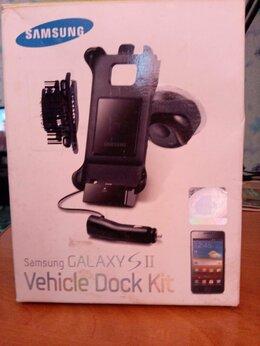 Держатели для мобильных устройств - Автомобильный держатель с зарядным устройством, 0