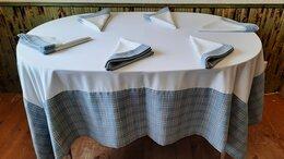 Скатерти и салфетки - Двухсторонний комплект столового белья ручной…, 0