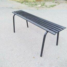 Скамейки - Лавочка, скамейка, скамья металлическая, 0