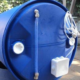 Души - Летний душ . Бак 100 - 250 литров с подогревом, 0