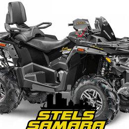 Мототехника и электровелосипеды - Квадроцикл Stels 650 Guepard Trophy EPS, 0