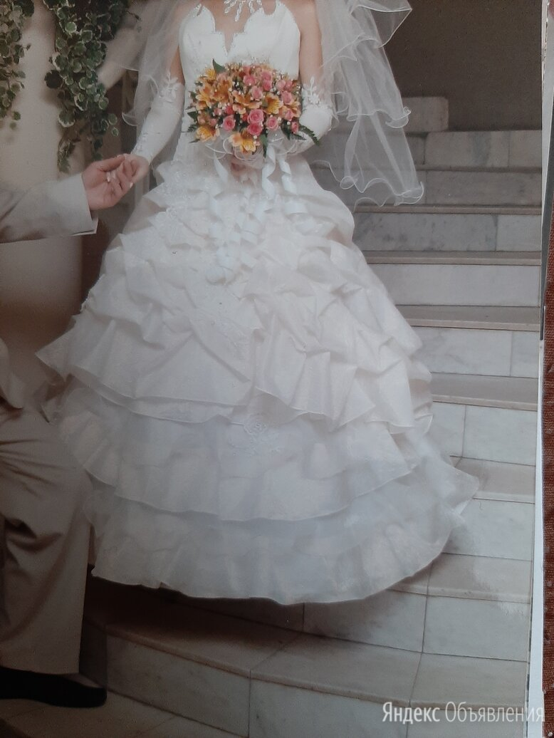 Платье свадебное на корсете по цене 15500₽ - Платья, фото 0