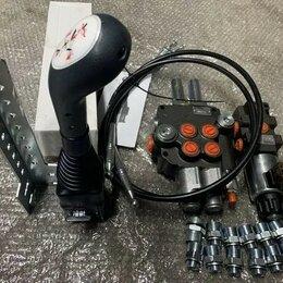 Навесное оборудование - Джойстик на Погрузчик Пку (В сборе) 2х и 3х секц, 0
