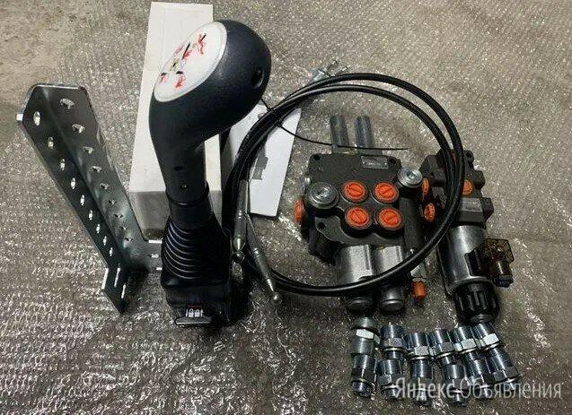 Джойстик на Погрузчик Пку (В сборе) 2х и 3х секц по цене 32000₽ - Навесное оборудование, фото 0