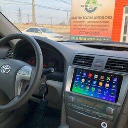 Автоэлектроника - Магнитола Toyota Camry 40, 0