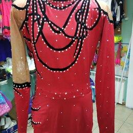 Аксессуары и комплектующие - Платье для фигурного катания на рост 134, 0