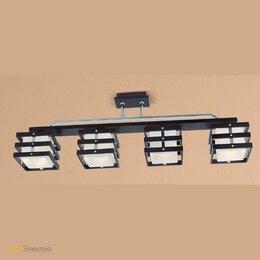 Люстры и потолочные светильники - Люстра на штанге Citilux Киото CL133241, 0