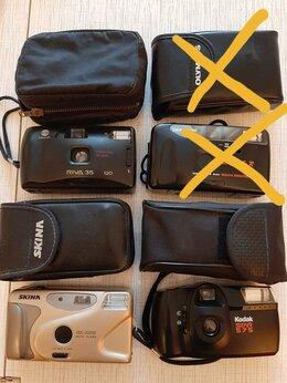 Фотоаппараты - Фотоаппараты пленочные minolta,olimpus,skina,kodak, 0
