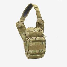 Сумки - Тактический рюкзак через плечо, 0