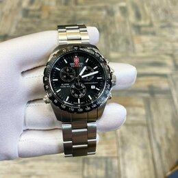 Наручные часы - Мужские часы Swiss Military Hanowa 6-4007 6-5007, 0