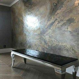Фактурные декоративные покрытия - Артбетон декоративная штукатурка, работа и материал, лофт, 0