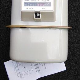 Метеостанции, термометры, барометры - Счетчик газа камерный СГК-G4, 0