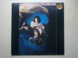 Виниловые пластинки - LP The Guess Who- American Woman 1970 RCA USA …, 0