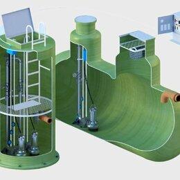 Промышленные насосы и фильтры - Комплектные насосные станции (КНС), 0