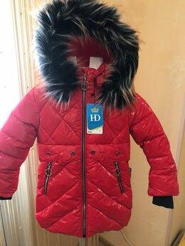 Куртки и пуховики - Куртка зимняя на девочек , 0