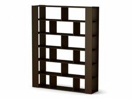 Стеллажи и этажерки - Стеллаж-перегородка Гайва Мебель, 0