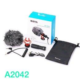 Радиосистемы и радиомикрофоны - Микрофон петличный BOYA, 0