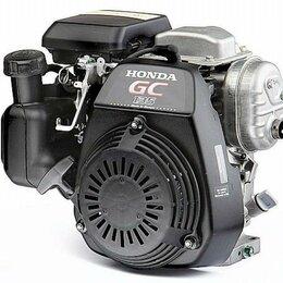 Двигатели - Бензиновый двигатель Honda GC-135, 0