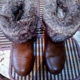 Ботинки - Ботинки женские зимние , 0