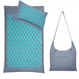 Массажные матрасы и подушки - Массажный коврик pranamat аналог новый, 0