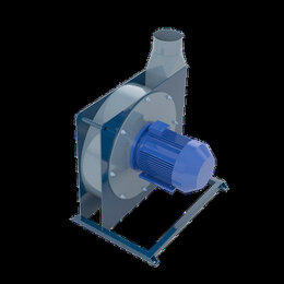 Производственно-техническое оборудование - Радиальный вентилятор PZO-5,5-MUX, 0