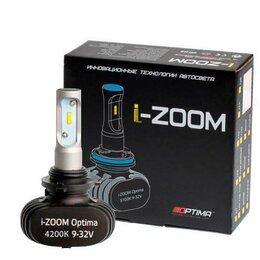 Лампочки - Комплект светодиодных ламп HB4/9006 Optima LED…, 0