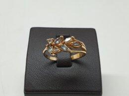 Кольца и перстни - Золотое кольцо 585 пробы массой 2,74 грамма…, 0