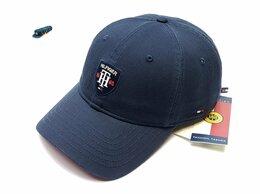 Головные уборы - Бейсболка кепка Tommy Hilfiger est.1985 (т.синий), 0