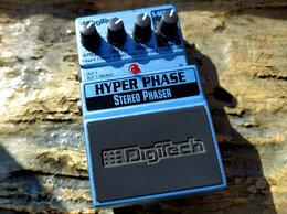 Процессоры и педали эффектов - Digitech Hyper Phase Stereo Phaser (пр-во USA)…, 0