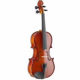 Смычковые инструменты - STAGG VN-4/4-SB Скрипка , 0