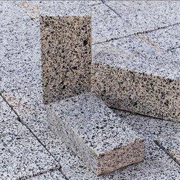 Тротуарная плитка, бордюр - Покостовская Брусчатка гранитная…, 0