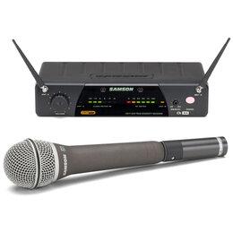 Радиосистемы и радиомикрофоны - Samson AirLine 77 AX1+CR77 Series Q7 ch#E1…, 0