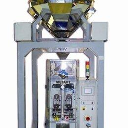 Упаковочное оборудование - Автомат фасовочно-упаковочный Мегант-Стандарт-МГ , 0