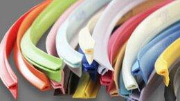 Отделочный профиль, уголки - Маскировочная лента (вставка) Т-образная цветная, 0